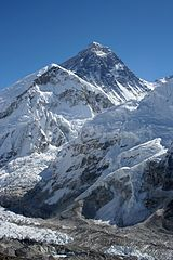 Mount Everest from Kalapatthar.: Photo by Pavel Novak