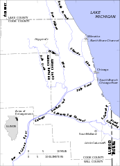 Illinois River Basin