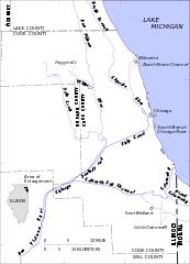 Illinois River Basin